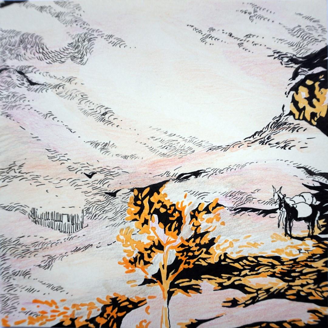 """""""série de la montagne II"""""""