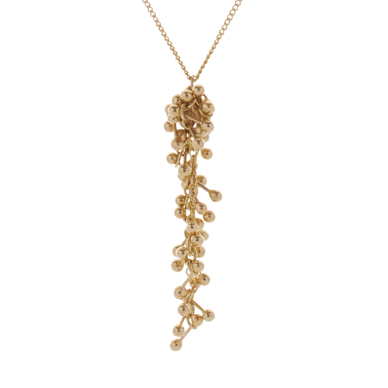 "collier "" Gold Drop """