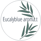 Eucalyblue aroma.t『アロ活』ロゴ