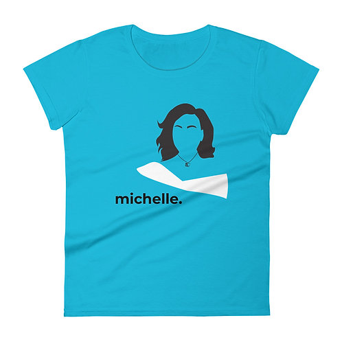 michelle. Alex Short Sleeve T-Shirt