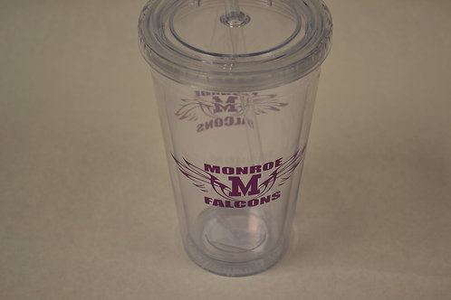 Tumbler Cup - Clear