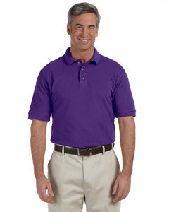 MTMS - Men's Short Sleeve Pique Polo Shirt