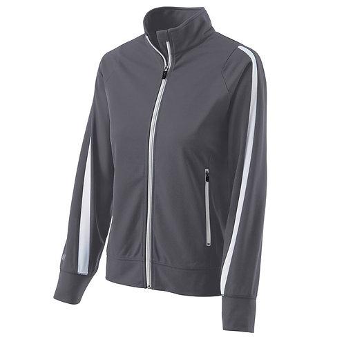 Gray DETERMINATION Jacket - Women's