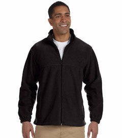 Woodland  - Men's Full Zip Fleece