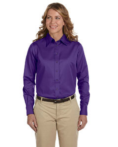 Women's Long Sleeve Twill Shirt