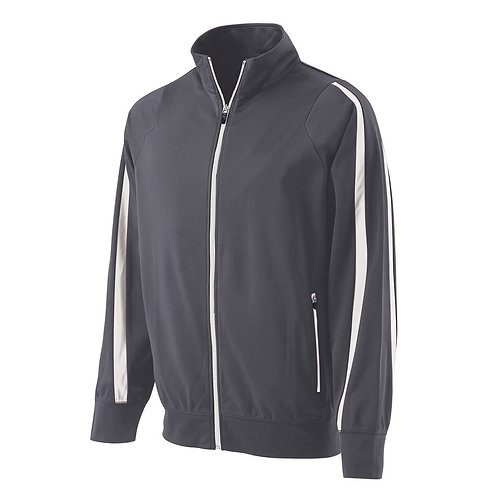 Gray DETERMINATION Jacket - Men's