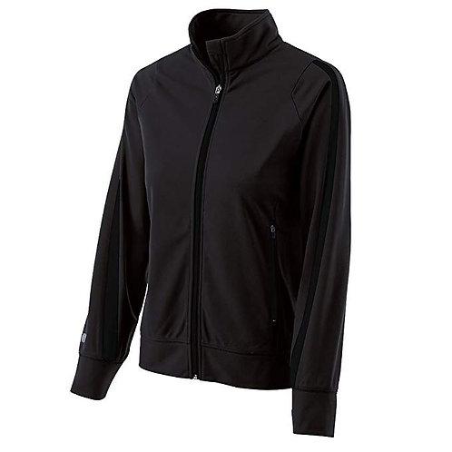 Black DETERMINATION Jacket - Women's