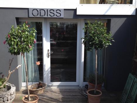 Die Türe von ODISS öffnet sich auf Rendez-vous