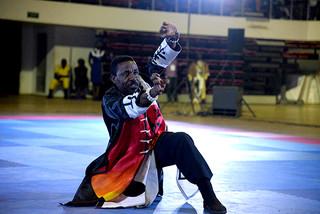 FADAM, Festival Africain Des Arts Martiaux / Dominique Saatenang