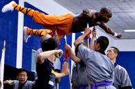 Dominique Saatenang, Coaching Kung Fu Wushu