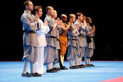 Shaolin Black & White Show / Dominique Saatenang
