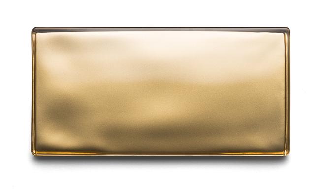 Golden Glass Tile (Brick)