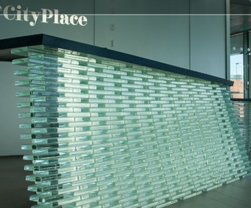 Glass Brick reception