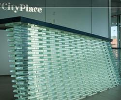 Glass Brick reception