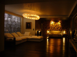 Translucent Concrete LEd wall