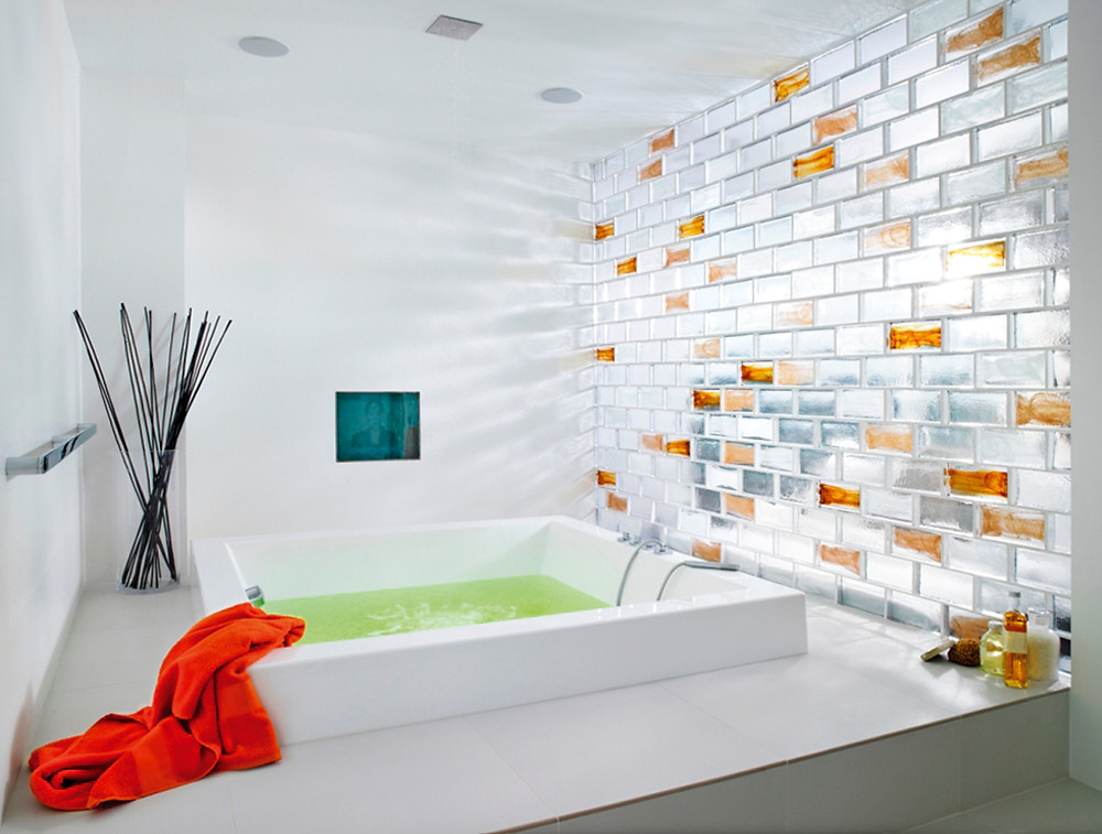 Glass Brick Walls