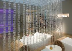 Glass Curtain Installation