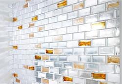 Glass Brick wall