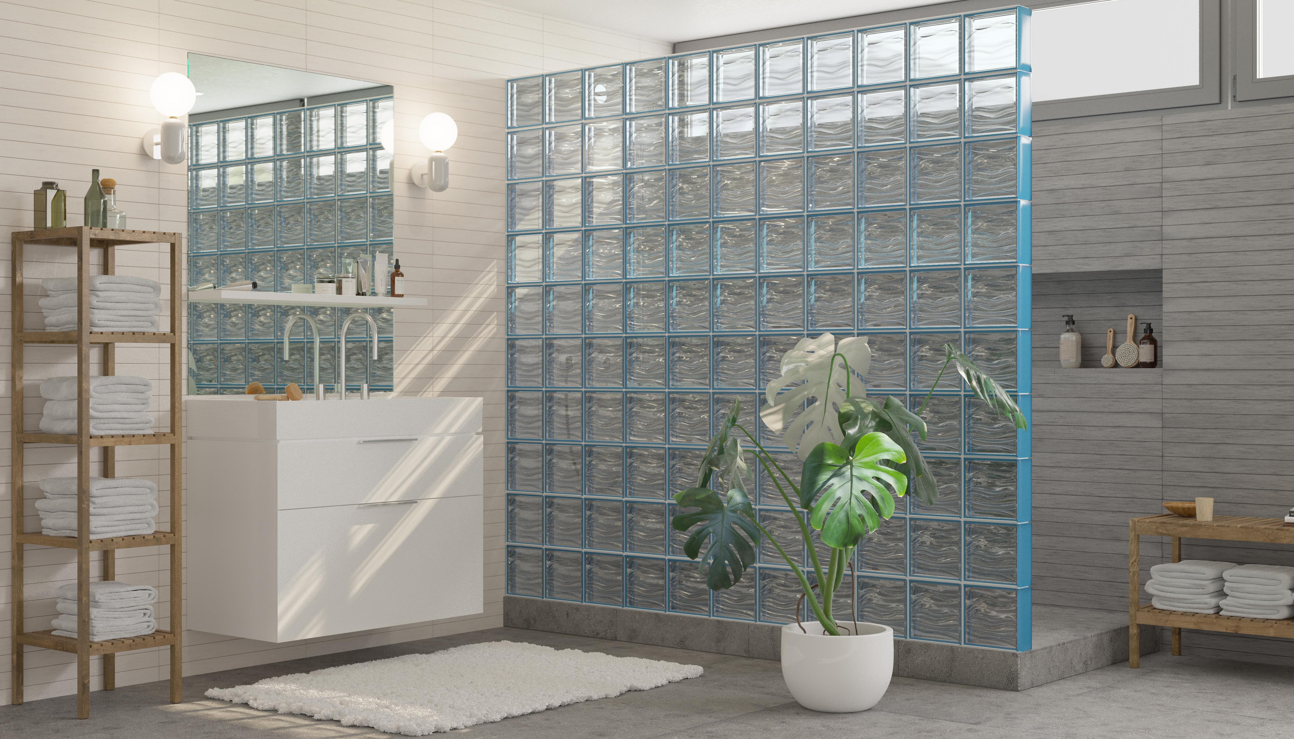 Agua Perla Shower Screen