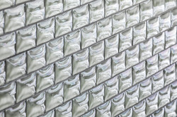 Metallic Glass Tiles