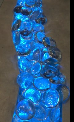 Glass Pebble LEDS1