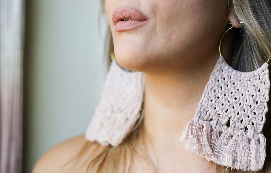 Handwoven Earrings