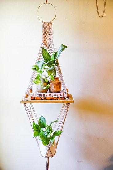 STELLA LONG || Shelf + Planter Combo