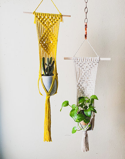 PATTERN || Wall + Plant Combo - Weave This!