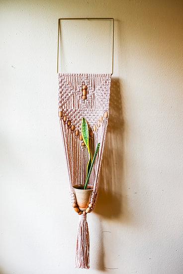 THE MINKA || Woven Plant Hanger