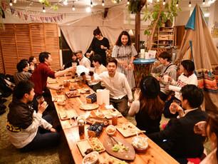 ☆貸切での誕生日パーティー利用☆
