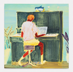 The Piano Lesson Years Ago