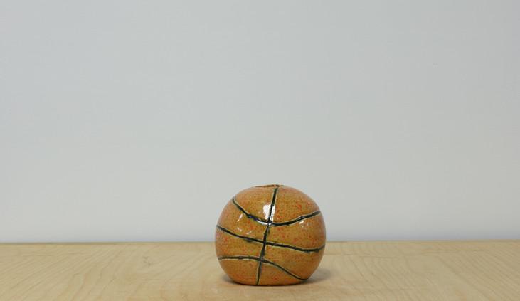 Basket Ball Vase