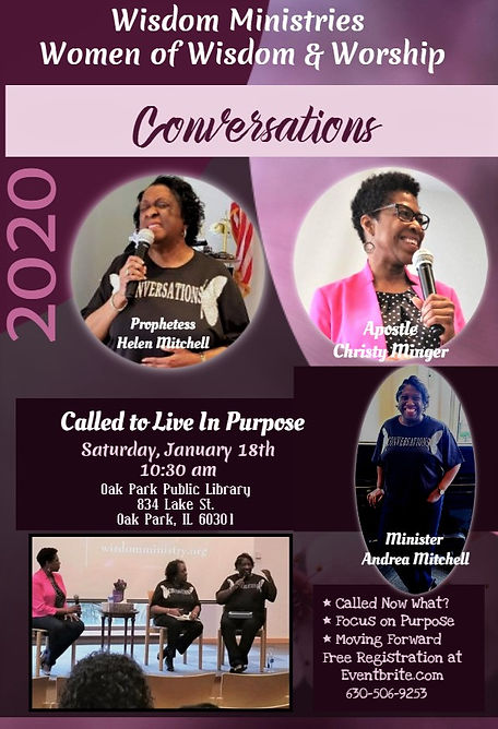 Copy of Women Church Conference Event Fl