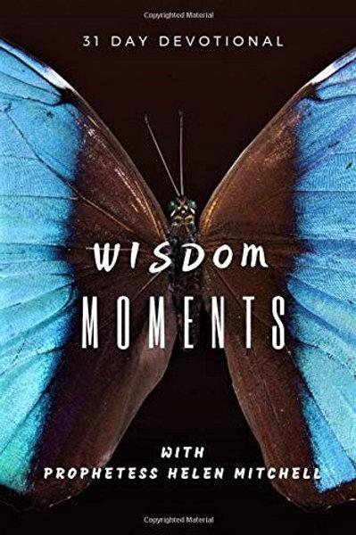 Wisdom Moments 31 Day Devotional