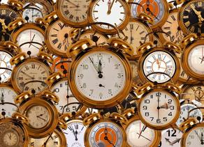 Time range selection