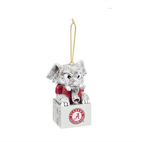 NCAA Team Sports Evergreen 3OT9 Mascot Ornament