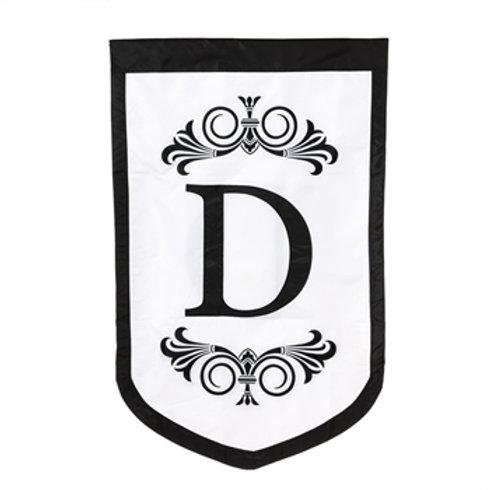 """Regalia Monogram 151074 Evergreen Applique HOUSE Flag 28"""" x 44"""""""