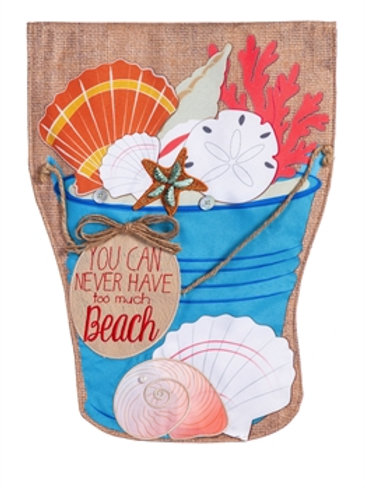 Sea Shell Bucket 14B4188BL