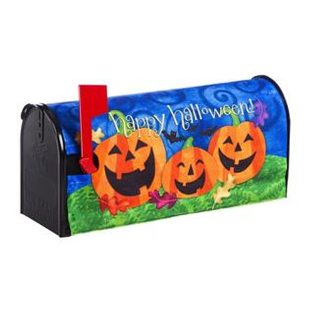 Spooky Boos Evergreen Mailbox Cover 56641
