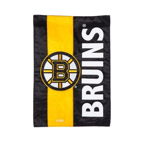 "NHL Team Sports EMBELLISH Garden Flag 12.5"" x 18"""
