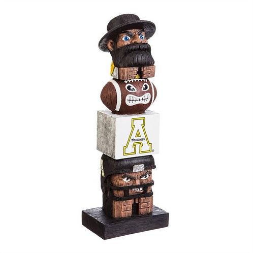 NCAA Team Sports Evergreen Tiki Totem Garden Statue
