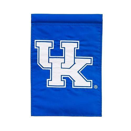 """NCAA Team Sports APPLIQUE Garden Flag 12.5"""" x 18"""""""