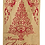 "Thumbnail: Happy Holiday 13B3070FB Evergreen Burlap HOUSE Flag 28"" x 44"""