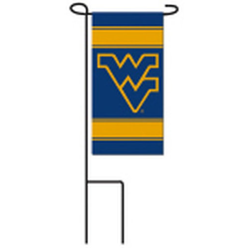 NCAA Team Sports West Virginia Mini Flag Set P409967