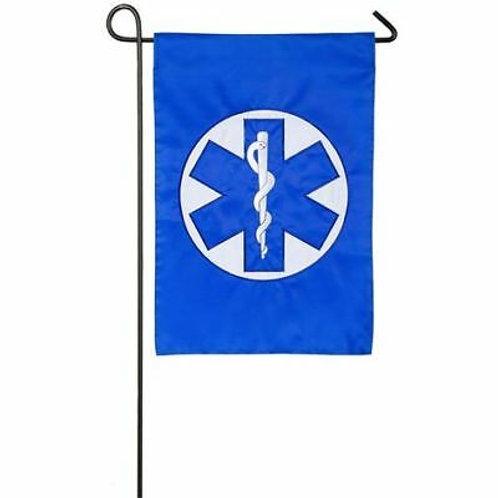 """EMT 168610 Evergreen Applique Garden Flag 12.5"""" x 18"""""""