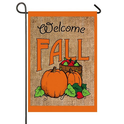Welcome Fall Pumpkins 14B3463
