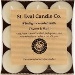 Scented Candle - Thyme and Mint Pack of Tealights