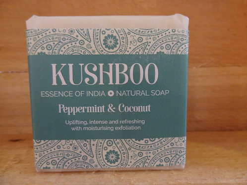 Soap - Peppermint & Coconut