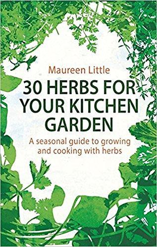 Book - 30 Herbs for Your Kitchen Garden