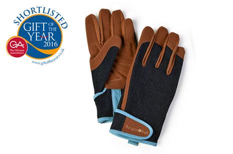 Gardening Glove - Denim, Medium/Large